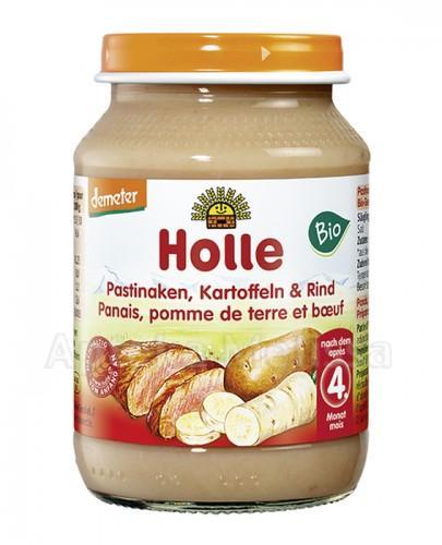 HOLLE Pasternak, ziemniaki i wołowina - 190 g - Apteka internetowa Melissa