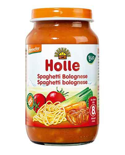 HOLLE Spaghetti Bolognese - 220 g - Apteka internetowa Melissa
