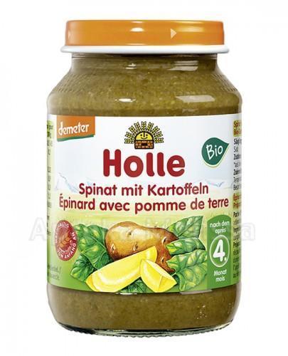 HOLLE Szpinak z ziemniakami - 190 g - Apteka internetowa Melissa