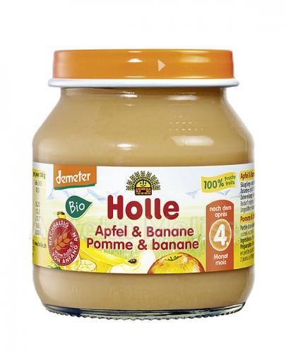 HOLLE Jabłko i banan - 125 g