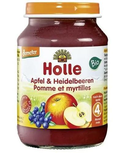 HOLLE Deserek Jabłko z czarną jagodą - 190 g - Apteka internetowa Melissa