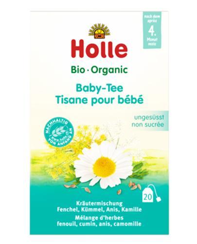 HOLLE Herbatka dla niemowląt BIO - 30 g - Apteka internetowa Melissa