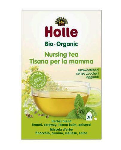 HOLLE Herbatka laktacyjno - ziołowa dla karmiących matek BIO - 30 g - Apteka internetowa Melissa