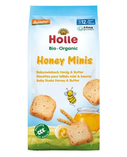 HOLLE Mini sucharki orkiszowe - 100 g - Apteka internetowa Melissa