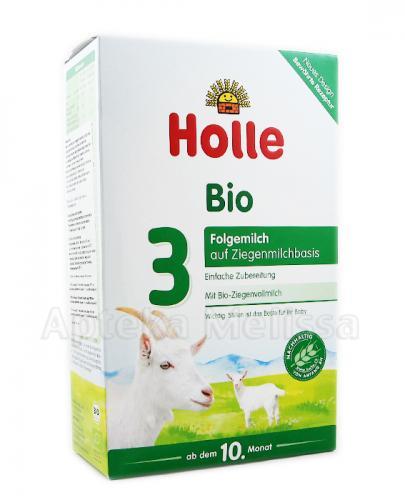 HOLLE Mleko Kozie 3 dla niemowląt - 400 g - Apteka internetowa Melissa