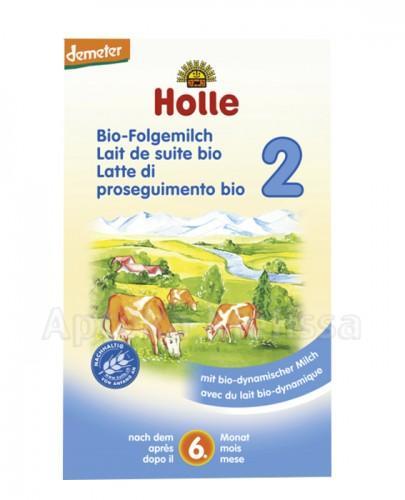 HOLLE Mleko w proszku następne 2 BiO od 6-m-ca - 600 g - Apteka internetowa Melissa