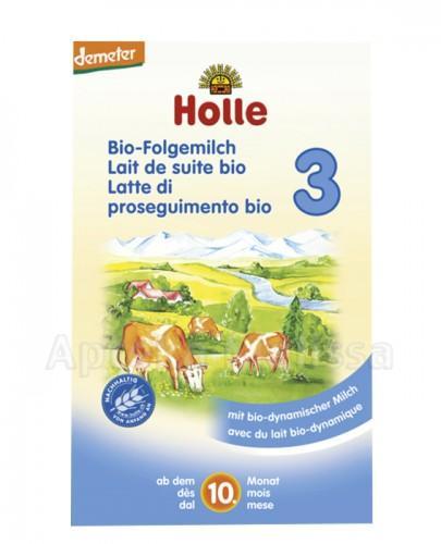 HOLLE Mleko w proszku następne 3 BiO od 10-m-ca - 600 g - Apteka internetowa Melissa