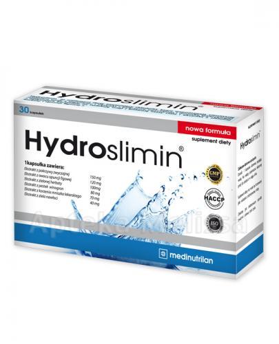 HYDROSLIMIN - 30 kaps. - Apteka internetowa Melissa