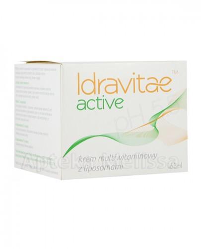 IDRAVITAE ACTIVE Krem multiwitaminowy z liposomami - 163 ml - Apteka internetowa Melissa