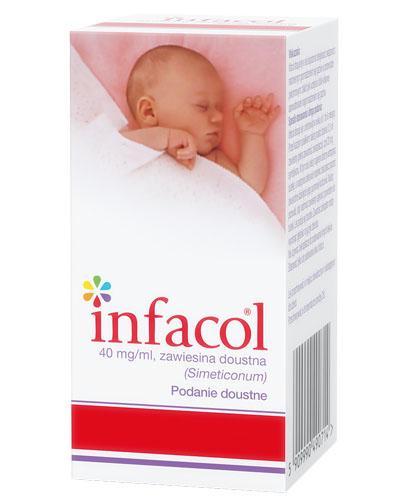 INFACOL Zawiesina doustna - 50 ml - Apteka internetowa Melissa