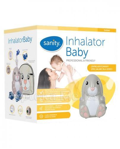 SANITY Inhalator baby dla dzieci - 1 szt. - Apteka internetowa Melissa