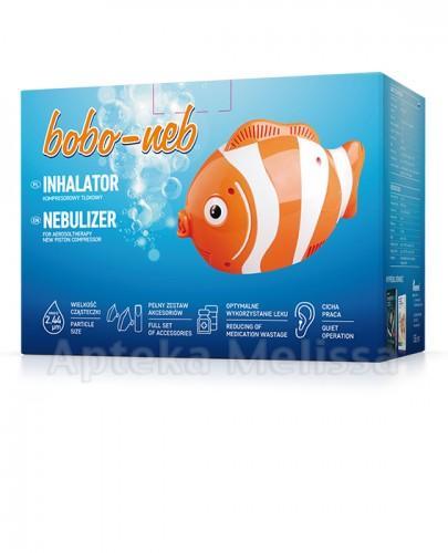 BOBO-NEB Inhalator kompresorowo tłokowy - 1 szt - Apteka internetowa Melissa