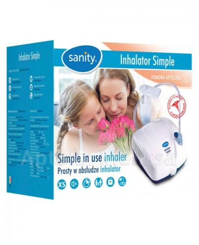 Inhalator SANITY smart & easy 1 szt.