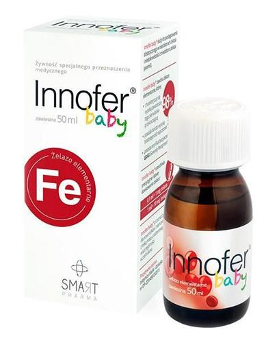 INNOFER BABY - 50 ml - Apteka internetowa Melissa