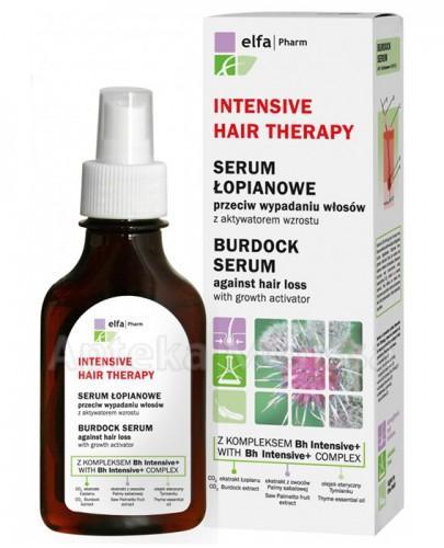 INTENSIVE HAIR THERAPY Serum łopianowe do włosów przeciw wypadaniu - 100 ml