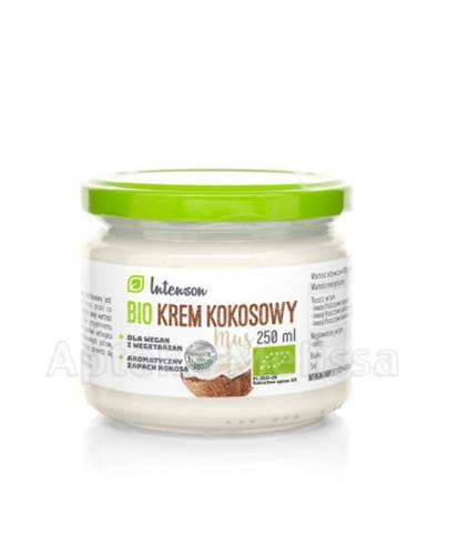 INTENSON Bio krem mus kokosowy - 250 ml - Apteka internetowa Melissa