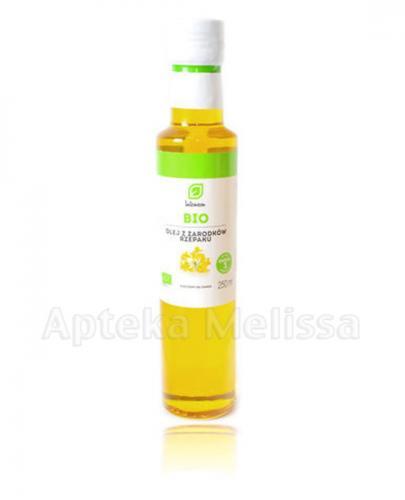 INTENSON BIO Olej z zarodków rzepaku - 250 ml - Apteka internetowa Melissa