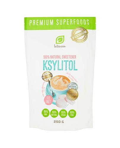 INTENSON Ksylitol - 250 g - Apteka internetowa Melissa