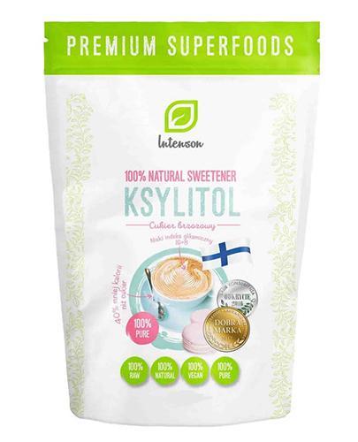 INTENSON Ksylitol brzozowy fiński - 1000 g