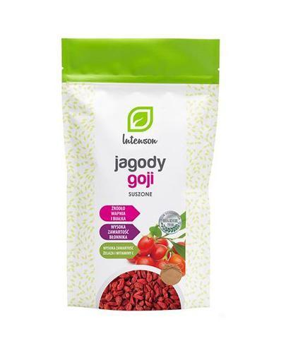 INTENSON Suszone jagody goji - 1000 g