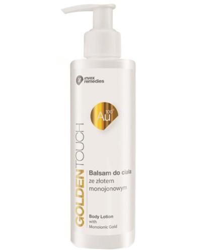 Invex Remedies Golden Touch Au 100 Balsam do ciała ze złotem monojonowym - 200 ml - cena, opinie, właściwości
