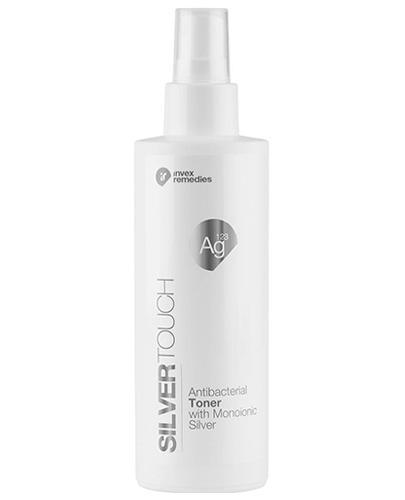 Invex Remedies Silver Touch Ag 123 Antybakteryjny tonik ze srebrem monojonowym - 200 ml - cena, opinie, stosowanie