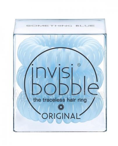 INVISIBOBBLE Błękitne gumki do włosów - 3 szt.  - Apteka internetowa Melissa