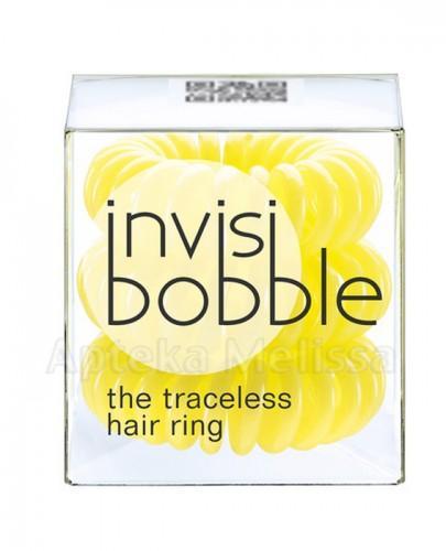 INVISIBOBBLE Żółte gumki do włosów - 3 szt.  - Apteka internetowa Melissa