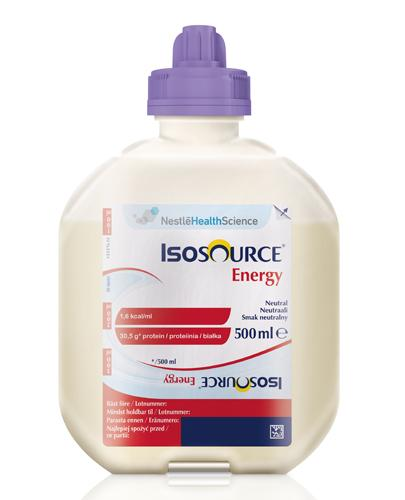 ISOSOURCE ENERGY - 500 ml - Apteka internetowa Melissa