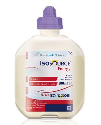 ISOSOURCE ENERGY - 500 ml - Drogeria Melissa