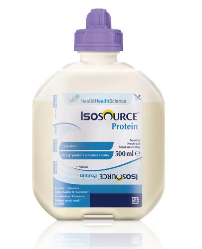 ISOSOURCE PROTEIN Smak neutralny - 500 ml - Apteka internetowa Melissa