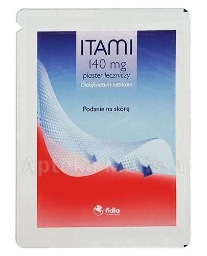 ITAMI (DICLOFENAC) Plaster - 1 szt.