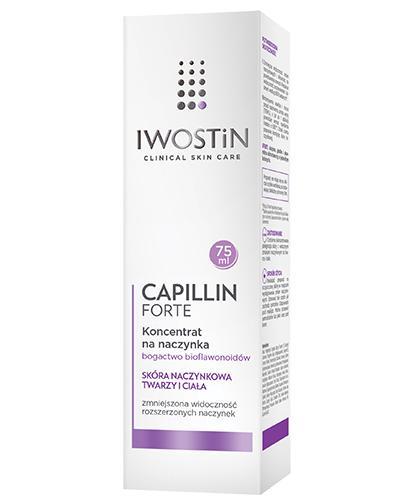 IWOSTIN CAPILLIN FORTE Koncentrat na naczynka - 75 ml