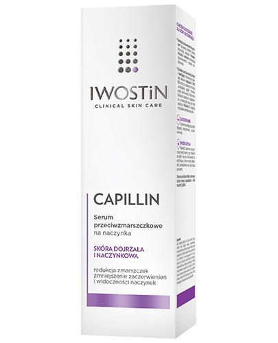 IWOSTIN CAPILLIN Serum przeciwzmarszczkowe - 40 ml
