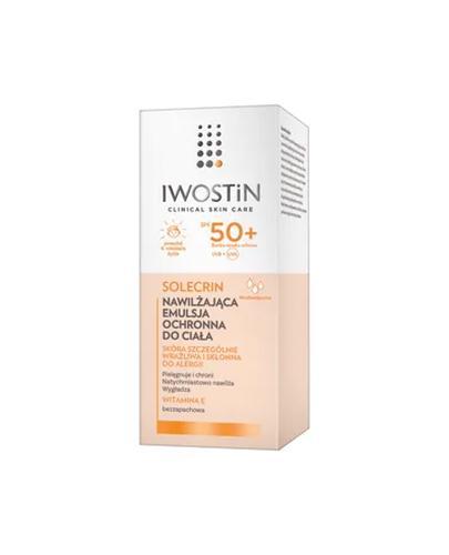 IWOSTIN SOLECRIN Emulsja ochronna SPF50+ - 100 ml