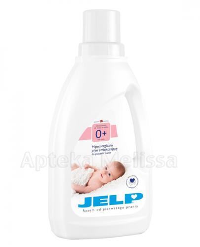 JELP Płyn zmiękczający do płukania tkanin sensitive - 2 l - Apteka internetowa Melissa