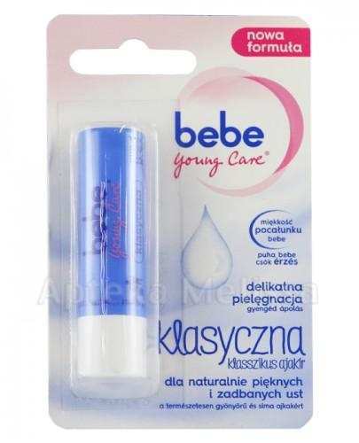 JOHNSON`S BEBE YOUNG CARE Szminka klasyczna - 4,9 g (JOHNSONS) - Apteka internetowa Melissa