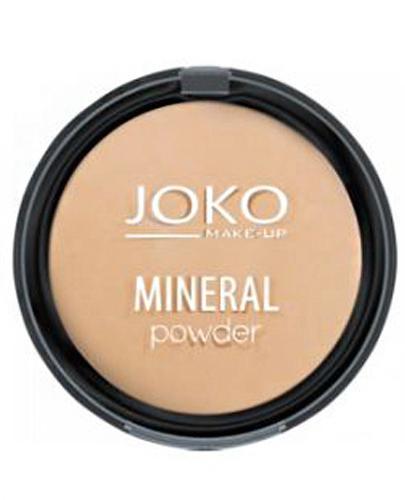 Joko Make-Up Mineral Powder Mineralny puder matujący Transparenty 01 - 8 g - cena, opinie, stosowanie - Drogeria Melissa