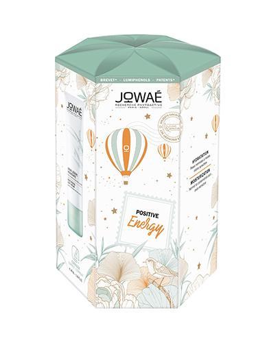 Jowae Energetyzujące nawilżenie Zestaw Witaminowy żel nawilżająco - energetyzujący - 40 ml + Oczyszczająca pianka micelarna - 200 ml - cena, opinie, właściwości - Apteka internetowa Melissa