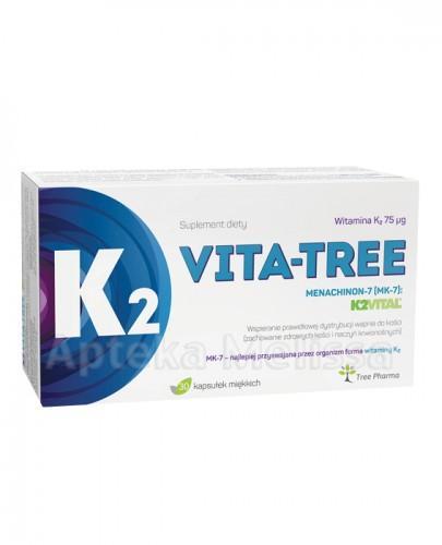 K2 VITA-TREE - 30 kaps.  - Apteka internetowa Melissa