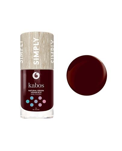 Kabos Simply Wegański, ekologiczny lakier do paznokci 06 Be Aware - 10 ml - cena, opinie, właściwości - Drogeria Melissa