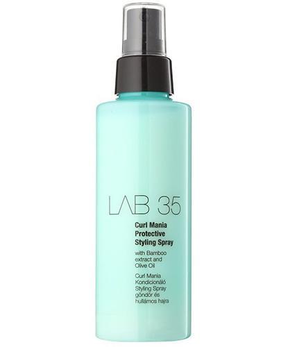 Kallos Lab 35 Spray do zabezpieczania stylizacji włosów kręconych i falowanych - 150 ml - cena, opinie, skład - Drogeria Melissa