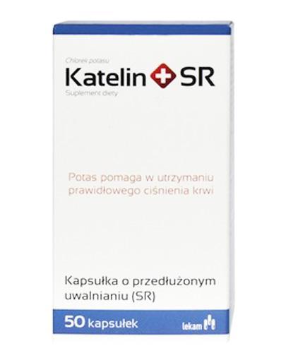 KATELIN + SR - 50 kaps. - Apteka internetowa Melissa