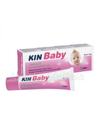KIN BABY Żel na ząbkowanie - 30 ml - Apteka internetowa Melissa