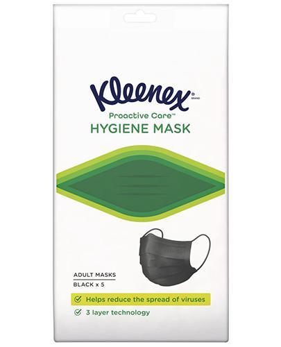 Kleenex Maseczki higieniczne - 5 szt. - cena, opinie, wskazania - Apteka internetowa Melissa