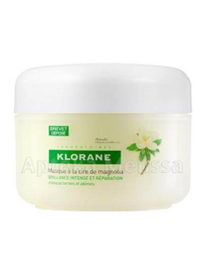 KLORANE Maska na bazie wosku z magnolii - 150 ml - Apteka internetowa Melissa