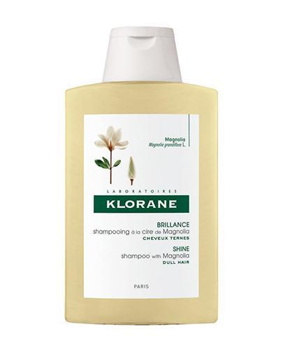 KLORANE Szampon na bazie wosku z magnolii - 200 ml - Drogeria Melissa