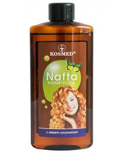 KOSMED Nafta kosmetyczna z olejkiem rycynowym - 150 ml - Apteka internetowa Melissa