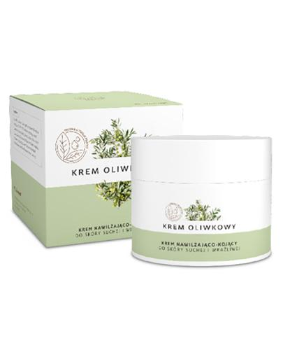 Krem oliwkowy, (Ziołolek), 50 ml