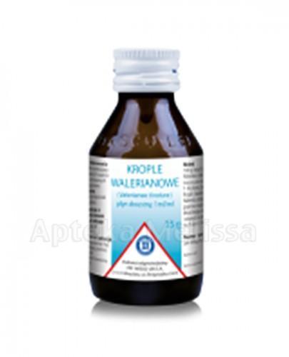 HASCO Krople walerianowe - 35 ml  - Apteka internetowa Melissa